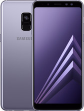 Samsung Galaxy A8 (2018) Grijs BE