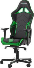 DX Racer RACING PRO Gaming Chair Zwart/Groen