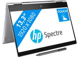HP Spectre X360 13-ae007nb Azerty