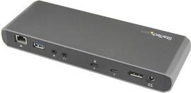 StarTech Thunderbolt 3 laptop docking station