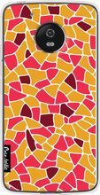 Casetastic Softcover Motorola Moto G5 Yellow Mosaic
