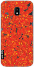 Casetastic Softcover  Galaxy J3 (2017) Autumnal Leaves
