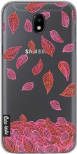 Casetastic Softcover  Galaxy J5 (2017) Falling Leaves