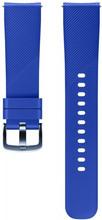 Samsung Gear Sport Siliconen Horlogeband Blauw