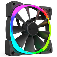 NZXT AER 140MM RGB Duo Pack Met Hue+