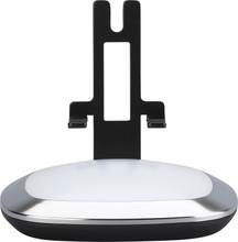 Flexson Tafelstandaard met verlichting Play:1 Zwart