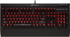 Corsair K68 Cherry MX Red Gaming Toetsenbord AZERTY