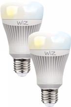 Wiz White E27 Duopack