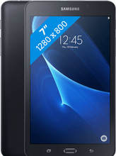 Samsung Galaxy Tab A 7.0 Wifi Zwart BE