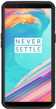 Just in Case Rugged Hybrid OnePlus 5T Back Cover Zwart