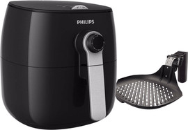 Philips HD9623/10 Airfryer Zwart/Zilver