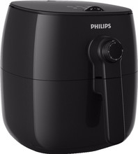 Philips Airfryer HD9621/90 Viva Zwart