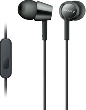 Sony MDR-EX155AP Zwart