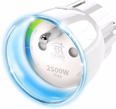 Fibaro Wall Plug Type E (Apple HomeKit) BE