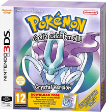 Pokemon Crystal 3DS
