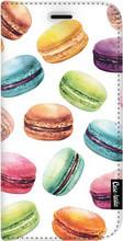 Casetastic Wallet iPhone 8 Plus Book Case Macaron Mania Wit