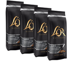 L'Or Espresso Onyx dark roast 2 kg
