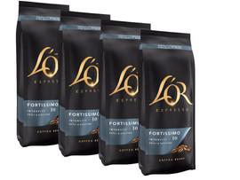 L'Or Espresso Fortissimo 4 x 500 gr