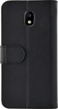 Azuri Wallet Magneet Samsung Galaxy J3 (2017) Book Case Zwar
