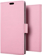 Just in Case Wallet Nokia 2 Book Case Roze