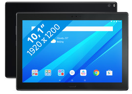 Lenovo Tab 4 10 Plus 4 GB 64 GB Zwart