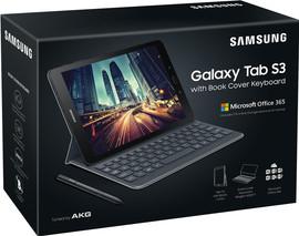 Samsung Galaxy Tab S3 Wifi Zwart Pro Pack BE