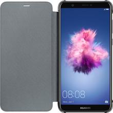 Huawei P Smart Flip Cover Book Case Zwart