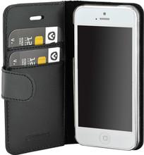 Valenta Booklet Classic Luxe iPhone 5/5S/SE Zwart