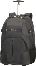 Samsonite Rewind Laptop Backpack WH 55 cm Black