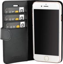 Valenta Booklet Classic Luxe iPhone 7/8 Zwart
