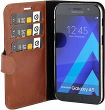 Valenta Booklet Classic Luxe Galaxy A5 (2017) Book Case Brui