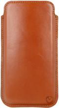 Valenta Pocket Premium iPhone X Pouch Bruin