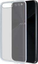 Azuri Glossy TPU Asus Zenfone 4 Back Cover Transparant