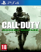 Call of Duty: Modern Warfare (Remastered) PS4