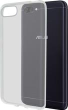 Azuri Glossy TPU Asus Zenfone 4 Max 5.2 Inch Back Cover Tran