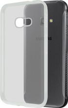 Azuri Glossy TPU Galaxy Xcover 4 Back Cover Transparant