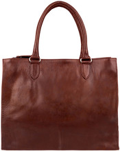 Cowboysbag Bag Columbia Cognac