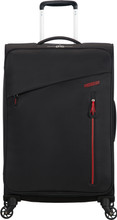 American Tourister Litewing Spinner M Volcanic Black