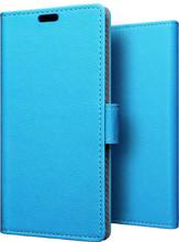 Just in Case Wallet Huawei P Smart Book Case Blauw