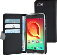 Azuri Wallet Magneet Alcatel A5 Book Case Zwart