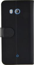 Azuri Wallet Magneet HTC U11 Book Case Zwart