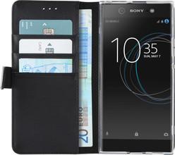 Azuri Wallet Magneet Xperia XA1 Ultra Book Case Zwart