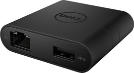 Dell USB-C naar Multi Port Docking 470-ABRY