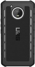 UAG Outback Moto E4 Plus Back Cover Zwart