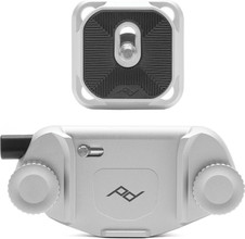 Peak Design Capture Camera Clip Silver