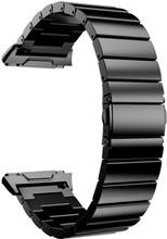 Just in Case Fitbit Ionic Milanees Horlogeband Zwart