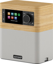Sonoro Stream SO-410 Esdoorn/Wit