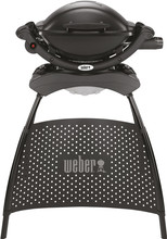 Weber Q1000 met Onderstel Zwart BE