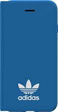 Adidas Originals Booklet iPhone 6/6S/7/8 Book Case Blauw
