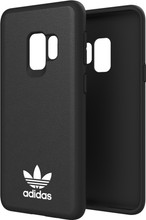 Adidas Originals New Basics Galaxy S9 Back Cover Zwart